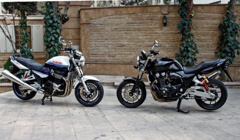 موتورسیکلت هوندا 1300