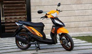 موتورسیکلت داز