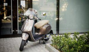موتورسیکلت وسپا پریماورا