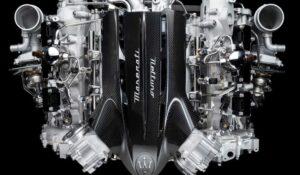 موتور Nettuno مازراتی