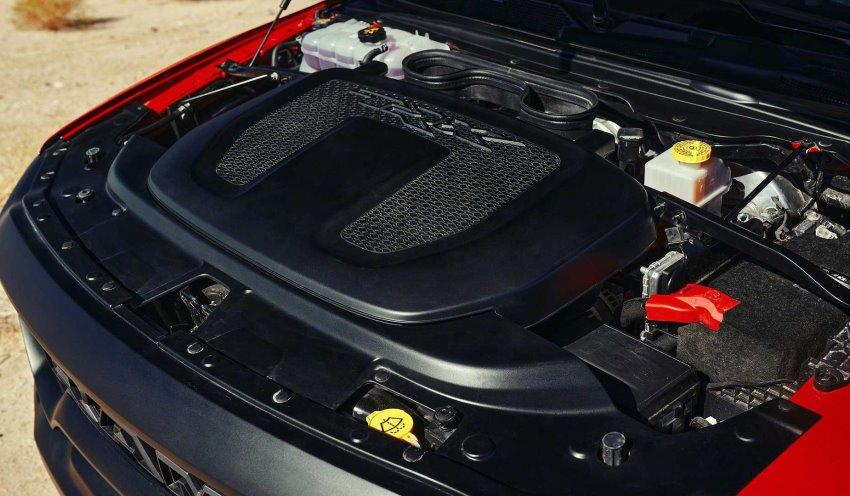 پیشرانه رم 1500 TRX