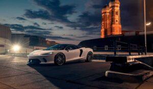 مک لارن GT نوویتک