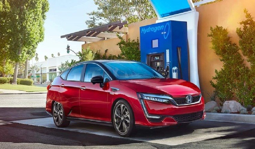 خودروهای هیدروژنی بازار