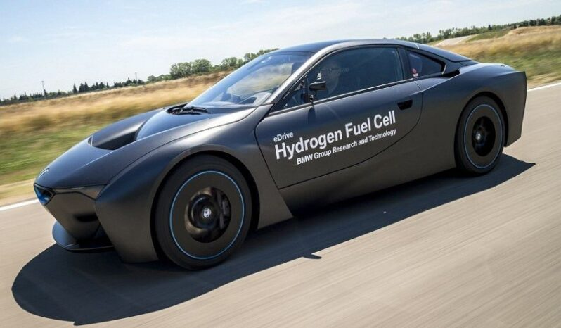 محدوده حرکت خودروهای هیدروژنی