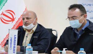 محمد محمدی بهمن دیزل