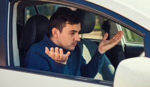 دلایل گاز نخوردن خودرو