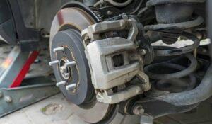 خرابی بلبرینگ چرخ خودرو