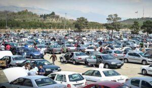 کاهش قیمت خودرو در بازار