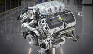 پیشرانه فورد موستانگ شلبی GT500
