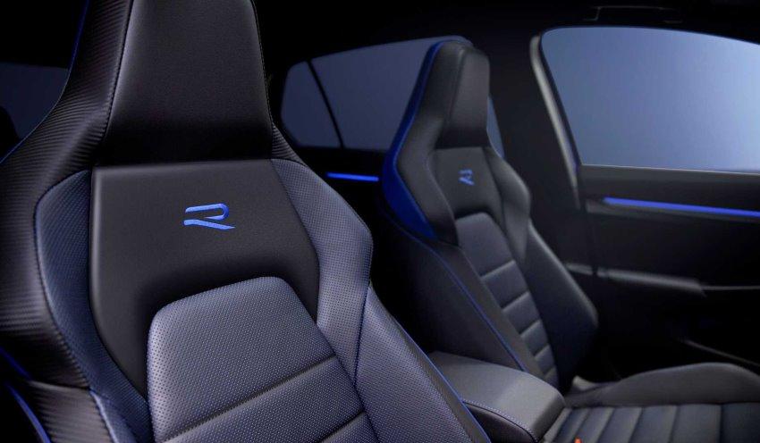 صندلی فولکس واگن گلف R مدل 2022