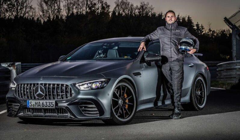 رکوردشکنی مرسدس AMG GT63 2021