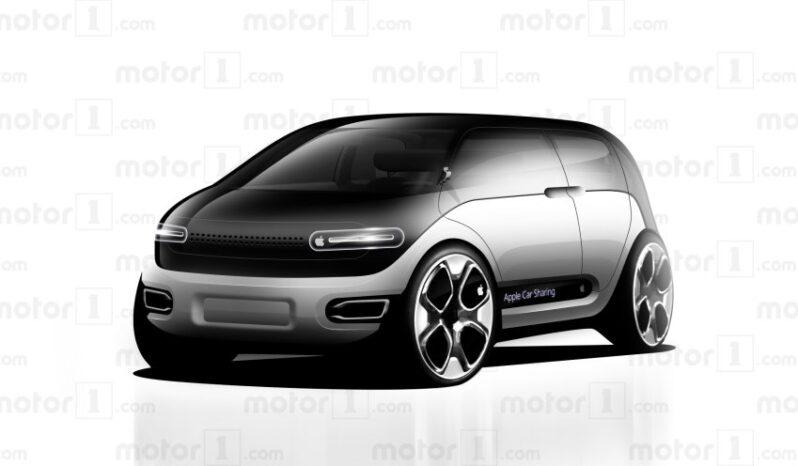 خودروی خودران اپل
