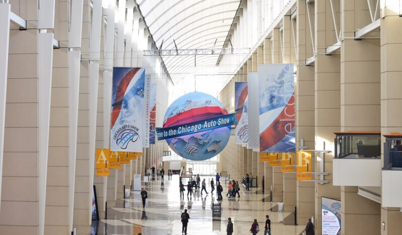 نمایشگاه شیکاگو 2021