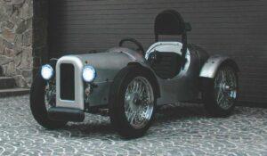 خودروی الکتریکی Blaze EV کلاسیک