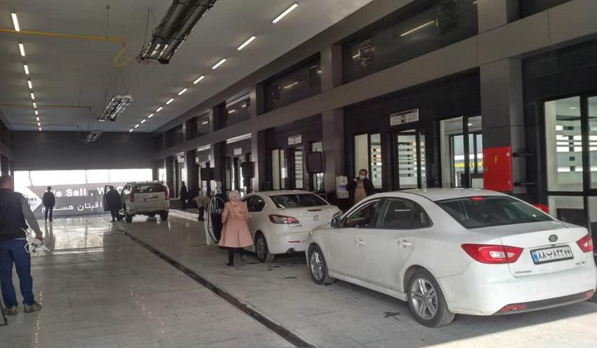 افتتاح مدرن ترین مرکز خدمات خودرویی بهمن موتور5