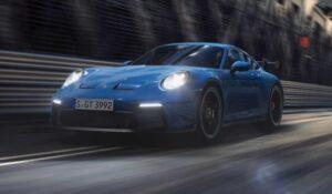 پورشه 911 GT3 2022