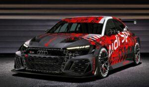 آئودی RS3 LMS 2021