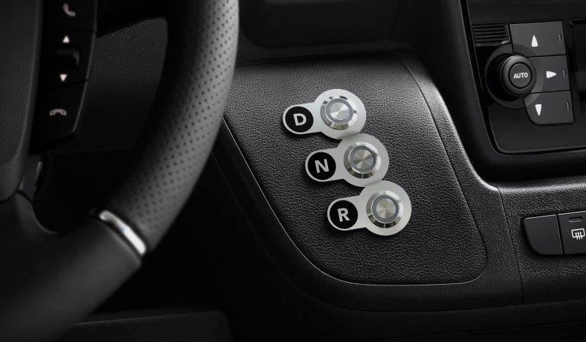 کلید گیربکس اوپل/واکسهال Movano