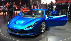 نمایشگاه خودرو ژنو 2022