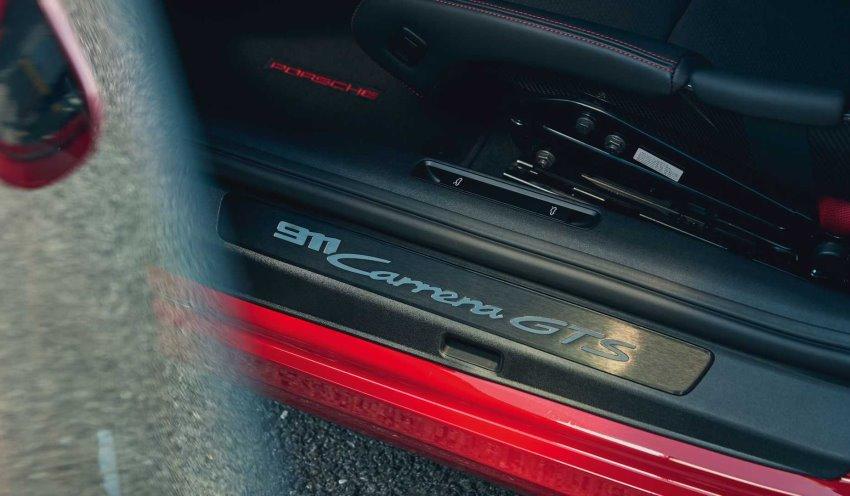 لوگو پورشه 911 GTS