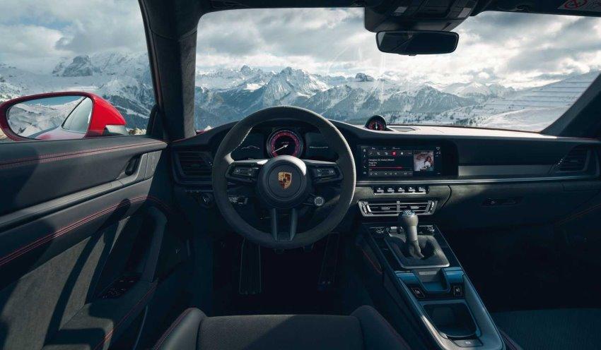 کابین پورشه 911 GTS