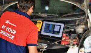 علت و نشانه خرابی ECU خودرو