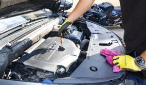 کاهش فشار روغن موتور