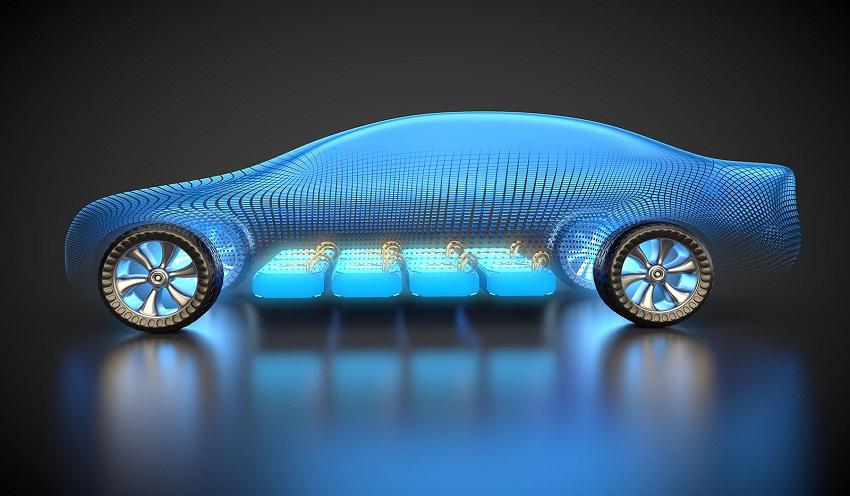 ساختار خودروی الکتریکی