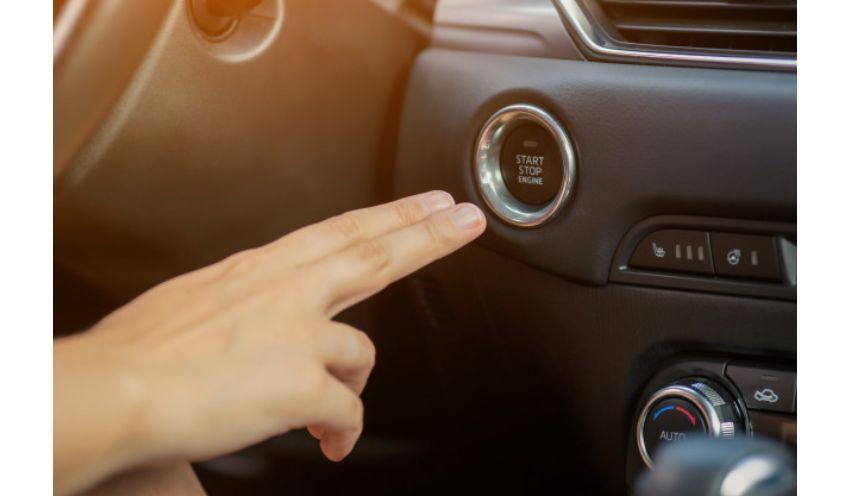 خاموش کردن خودرو در حین توقف