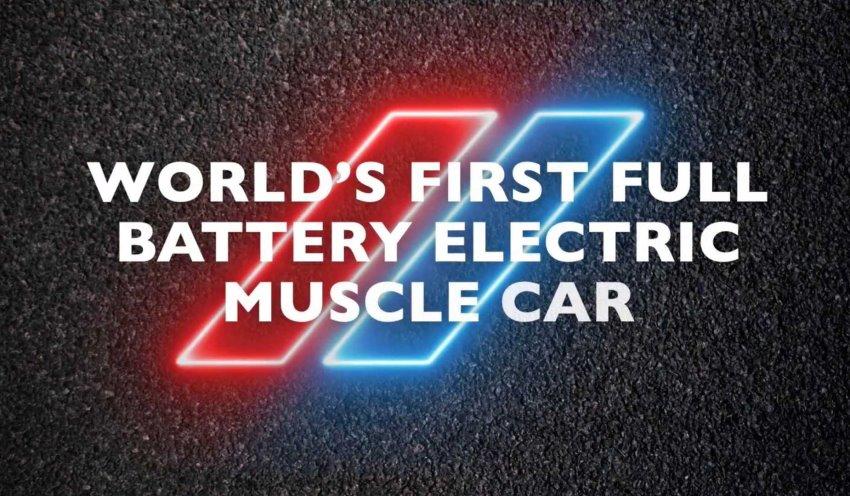 تیزر خودرو الکتریکی دوج