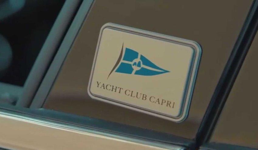 لوگو فیات 500X Yachting کابریو