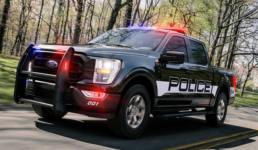 فورد F-150 رسپوندر پلیس