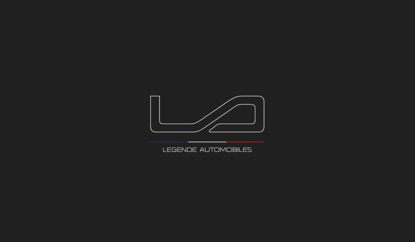 لوگو Legende Automobiles