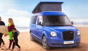 کمپر الکتریکی London Vehicle