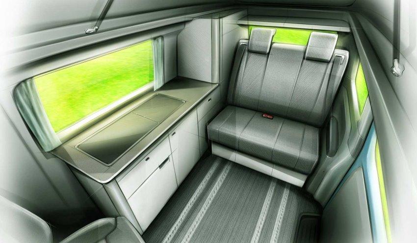 کابین کمپر الکتریکی London Vehicle