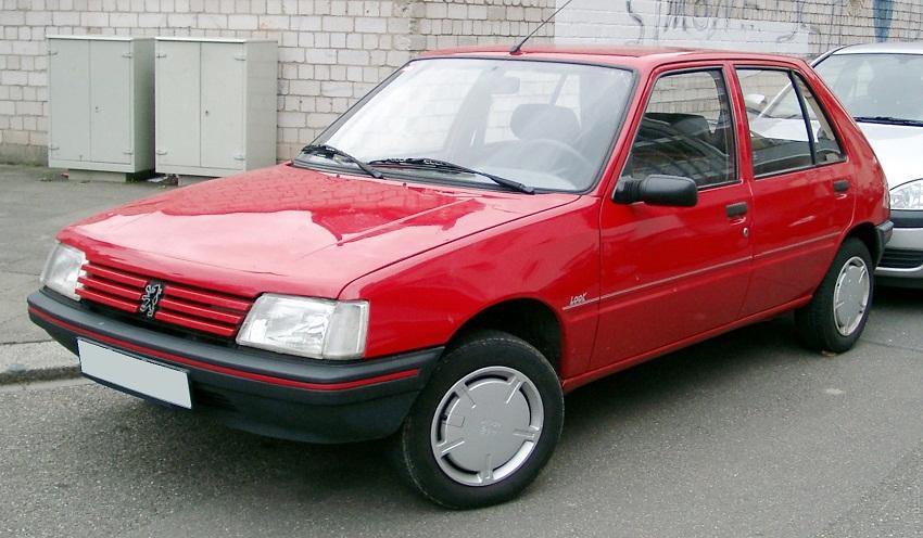 پژو 205