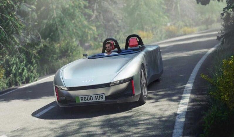 خودروی الکتریکی aura