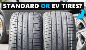 مقایسه عملکرد تایرهای ویژه خودروهای الکتریکی و درونسوز