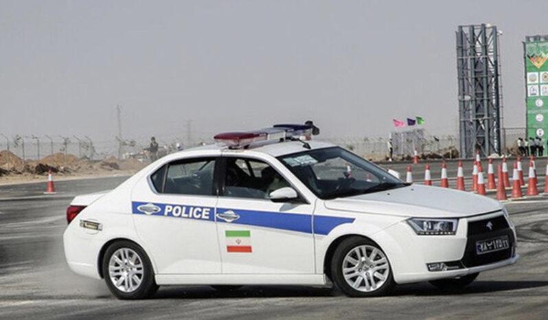 خودرو پلیس