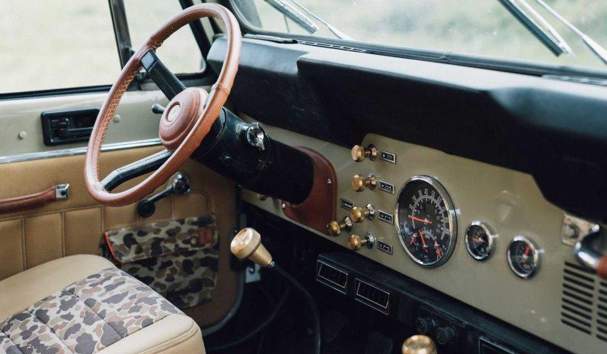 کابین جیپ CJ-8 اورلند ادیشن